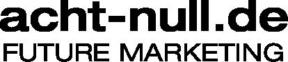 acht-null.de – Future Marketing